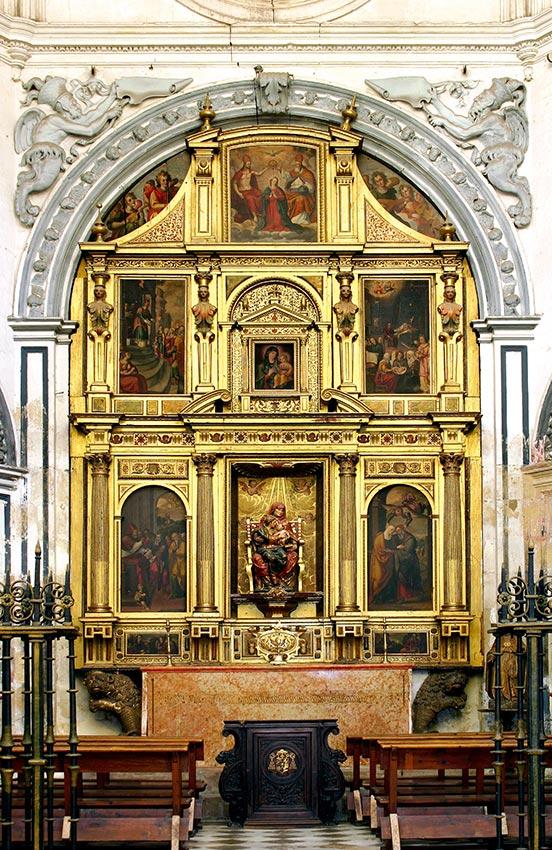 Santa ana santa iglesia catedral metropolitana de la - Santa ana granada ...