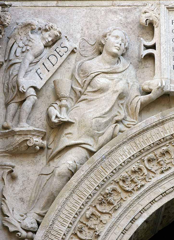 Virtud teologal de la fe