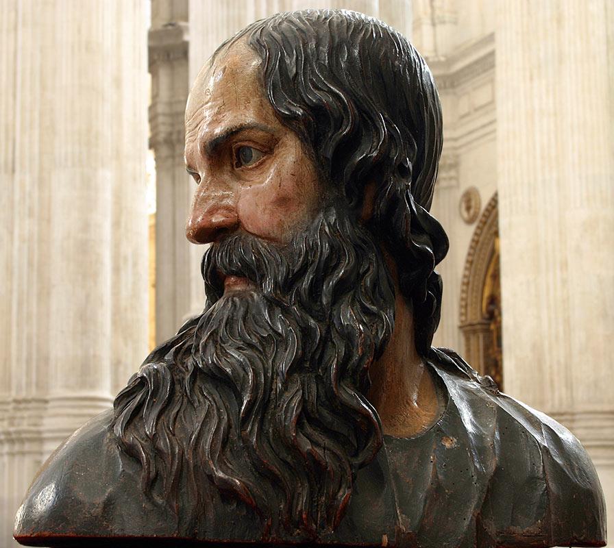 SAN PABLO: PERFIL Alonso Cano (1601-1667)