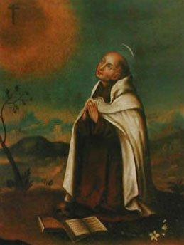 RETRATO DE SAN JUAN DE LA CRUZ (1542-1591) Convento de San José (Carmelitas Descalzas, Granada)
