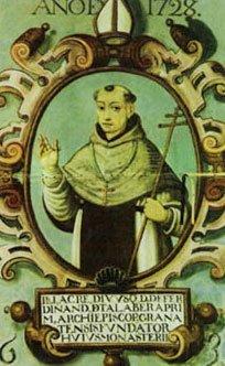 FRAY HERNANDO DE TALAVERA Primer arzobispo de Granada (1493-1507)