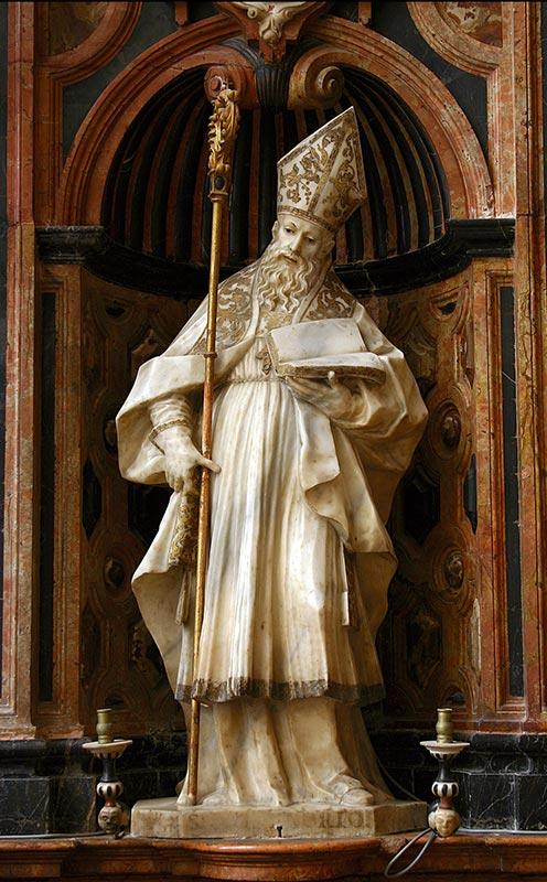 SAN GREGORIO BÉTICO († hacia 392)