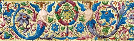 CORAL DE LA CATEDRAL DE GRANADA Iluminador: Juan de Cáceres (fl 1523)