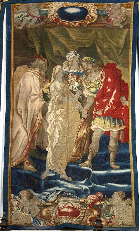 VIDA DE CONSTANTINO Constanza hacia su matrimonio con Licinio