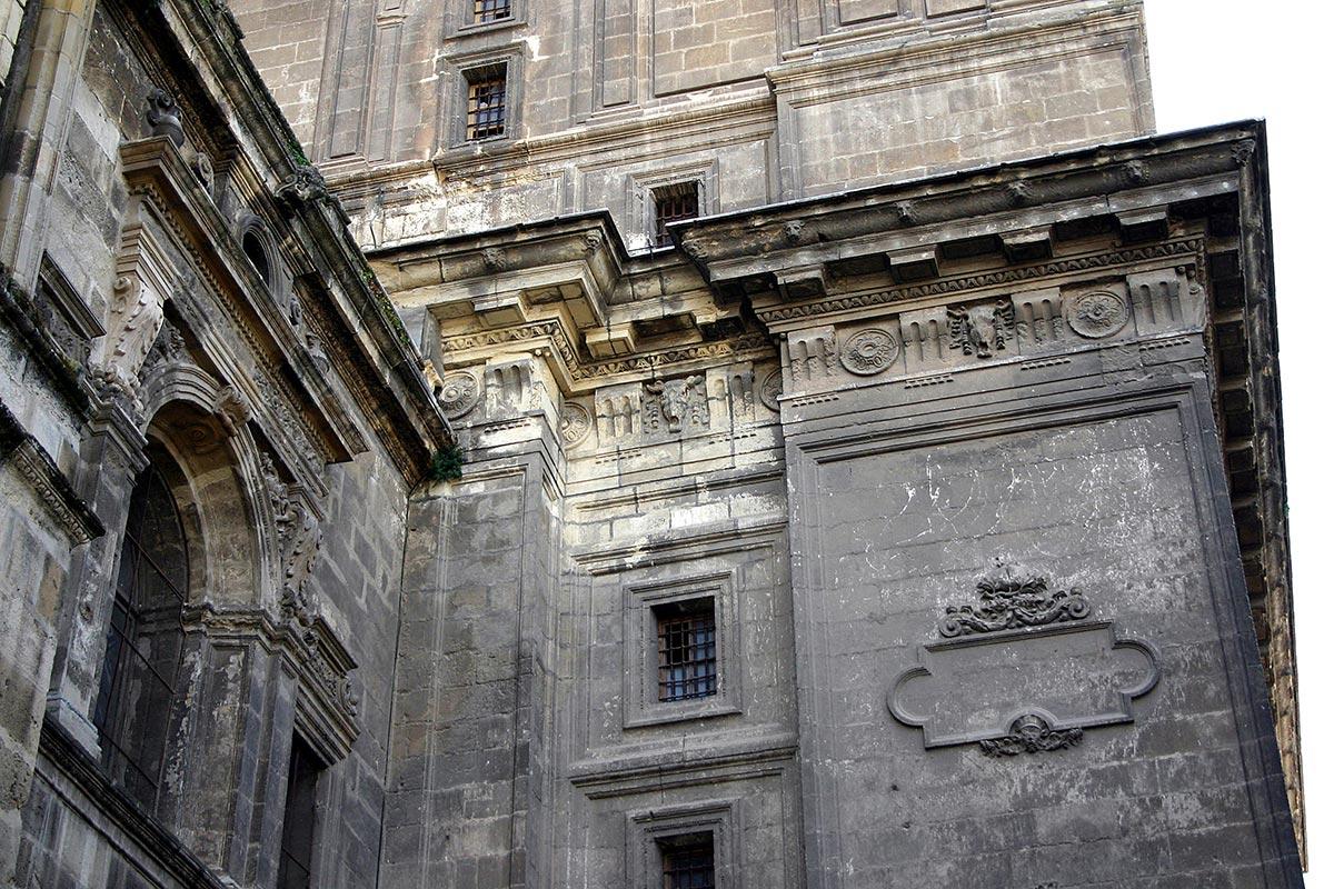 RINCÓN DEL PIE DE LA TORRE: DETALLE Juan de Maeda (1563-1576)