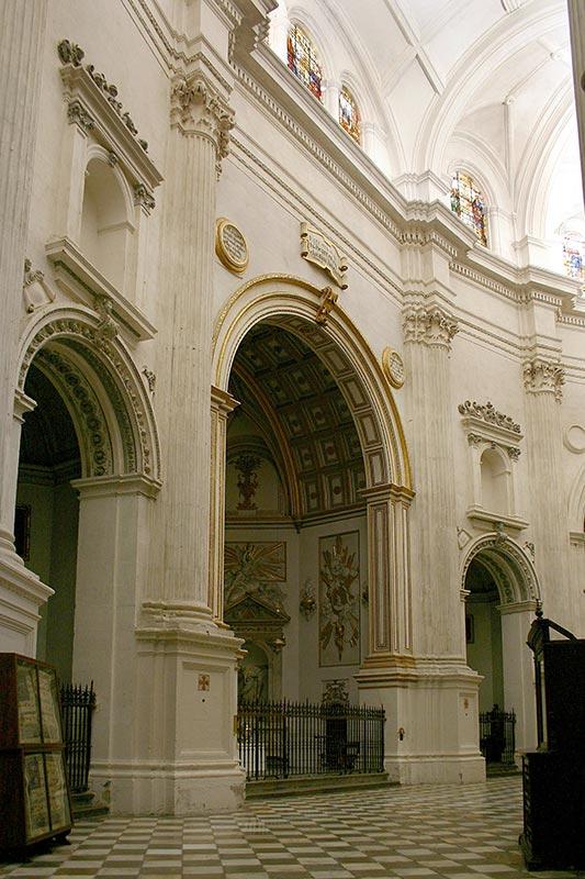 GIROLA: CAPILLA CENTRAL DE SAN CECILIO