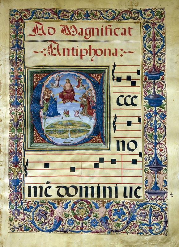 EPIFANÍA TRIUNFAL DE JESÚS Juan de Cáceres (fl. 1504-1524)