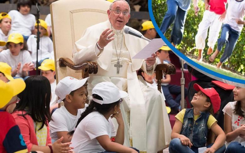 Encuentro Jubilar Infantil 2016