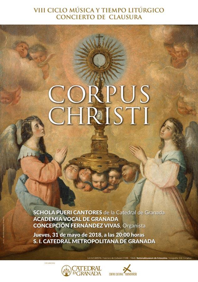 Concierto de Corpus Christi
